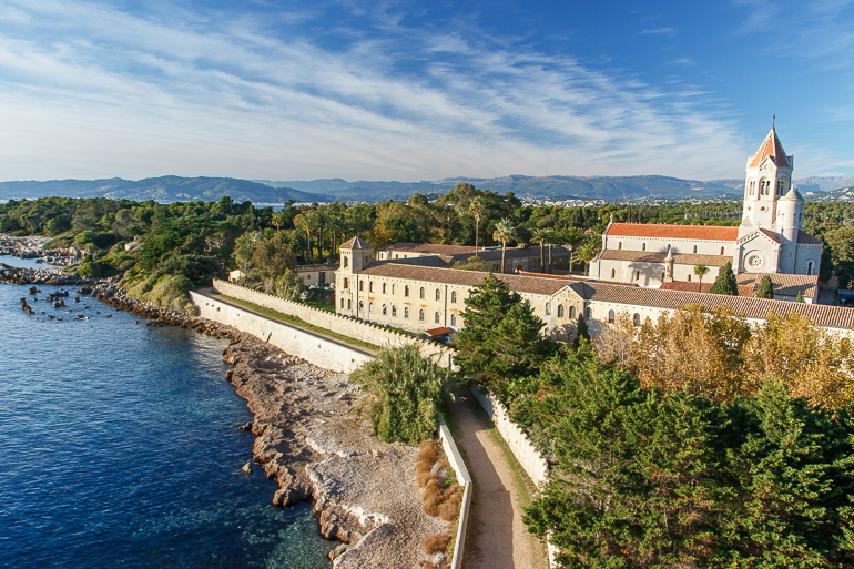 L'île Saint-Honorat