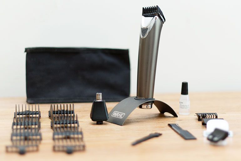 Tondeuse à barbe Stainless Steel Advanced de Wahl