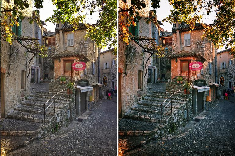 Photo retouchée avec Snapseed, VSCO et ensuite Darkroom
