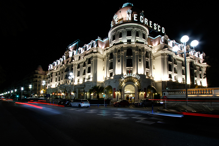 Hôtel le Negresco