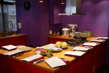 Des cours de cuisine, une idée cadeaux qui fait réellement plaisir