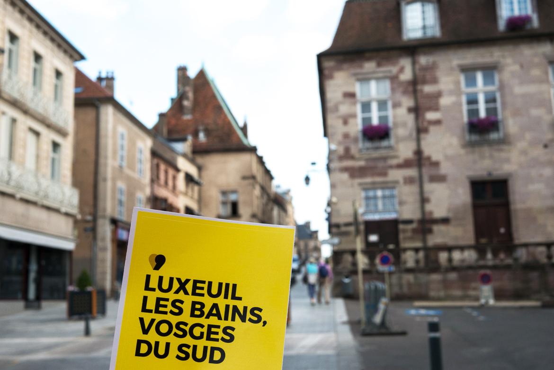 Bienvenue à Luxeuil
