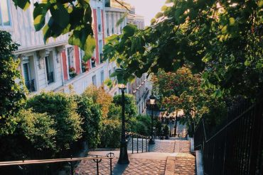 Visite de Montmartre en vidéo
