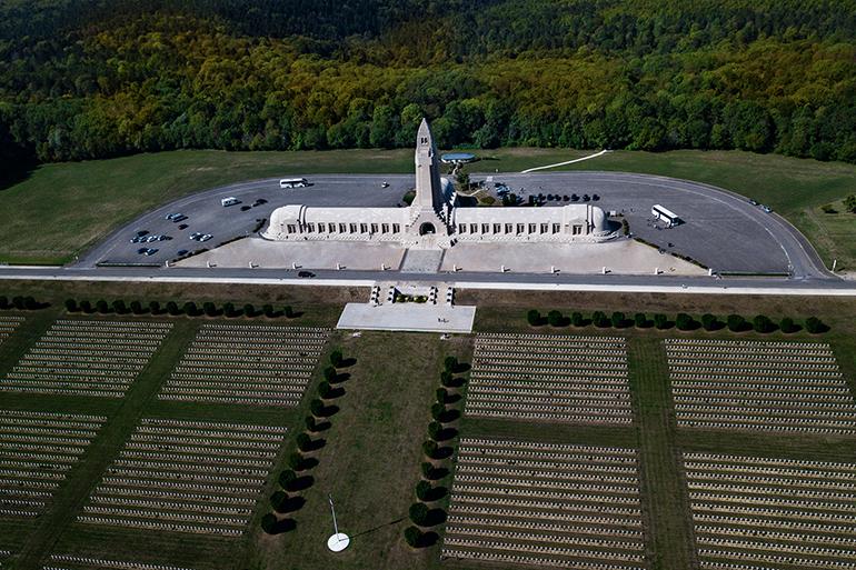 L'Ossuaire du Douaumont