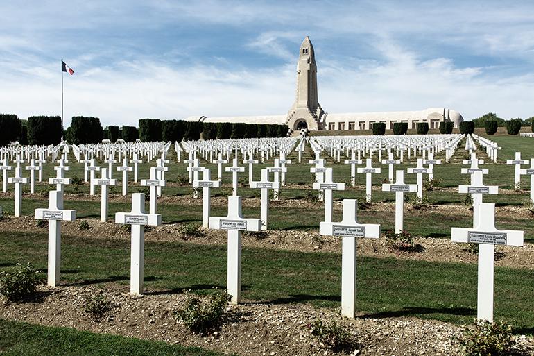 Verdun et ses champs de bataille