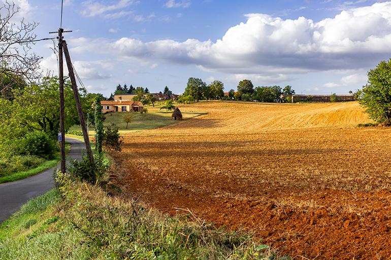 Le calme à la campagne