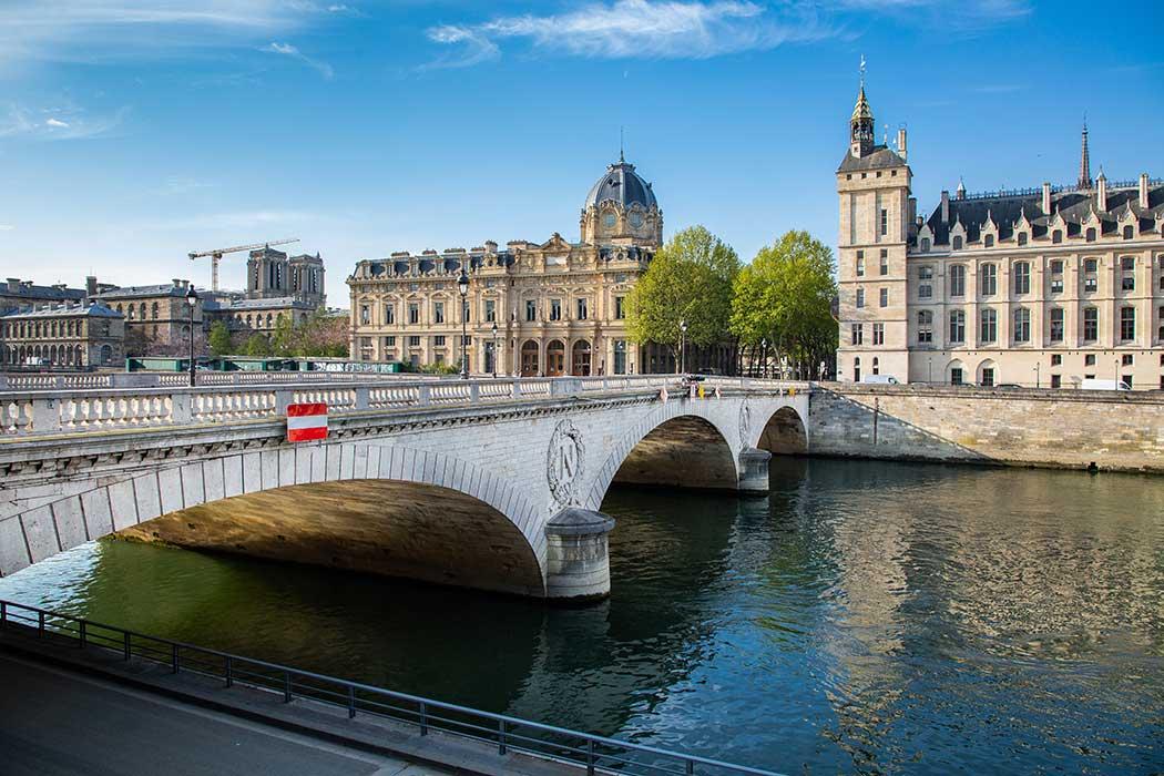 La Conciergerie et le Pont au Change