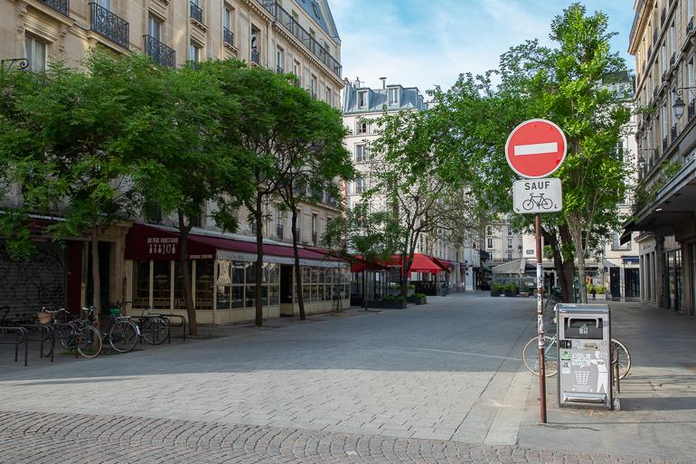 Rue Pierre Lescot
