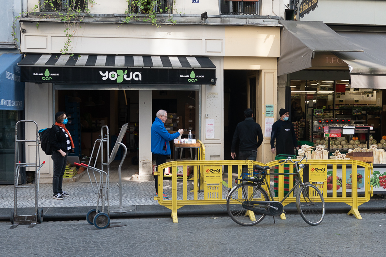 Primeur rue Montorgueil